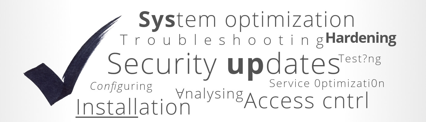System optimizations